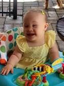 Willow Dunn tinha 4 anos