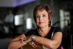 Leonor Freitas, proprietária e gestora da Casa Ermelinda Freitas