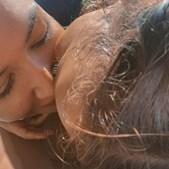 Naya Rivera com o filho