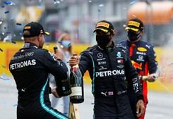 Lewis Hamilton vence Grande Prémio da Estíria de Fórmula 1