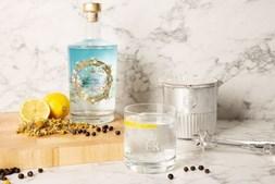 Gin do Palácio de Buckingham