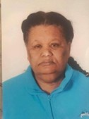 Francisca Fernandes de 66 anos tinha Alzheimer