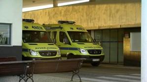 INEM socorreu bebé e transportou-o ao hospital de Aveiro