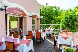 Restaurante Il Trio, em Vilamoura