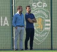 Frederico Varandas e Hugo Viana