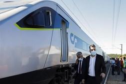 Tragédia em Soure: as imagens do acidente com comboio alfa pendular