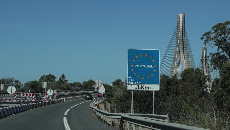 Fronteira entre Portugal e Espanha