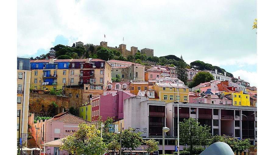 Assalto violento ocorreu junto ao Martim Moniz, em Lisboa