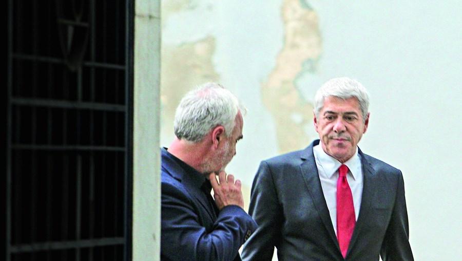 José Sócrates, ex-primeiro-ministro, está acusado de 31 crimes e é defendido no processo da Operação Marquês pelo advogado Pedro Delille