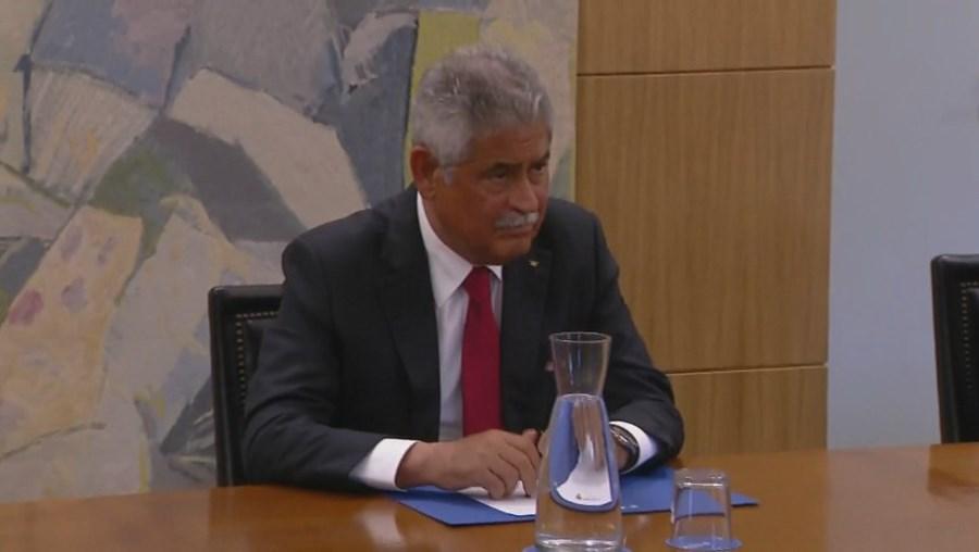 Luís Filipe Vieira apanhado por cunha a juiz Rui Rangel
