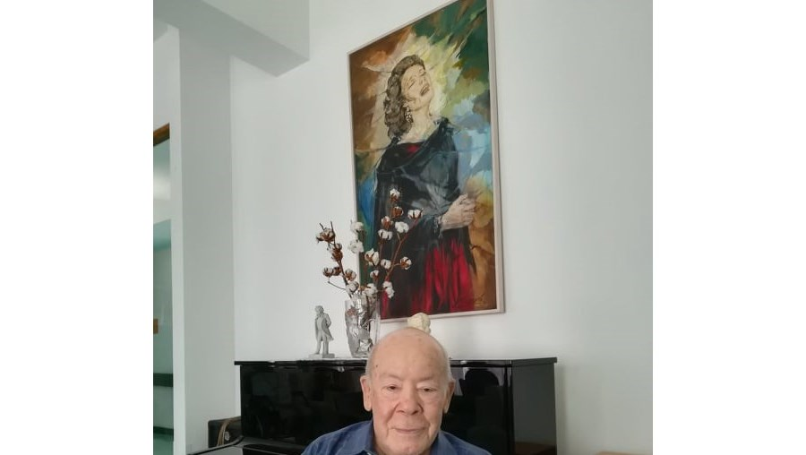 Morreu o ator Armando Venâncio, rosto da TV e pioneiro do teatro independente