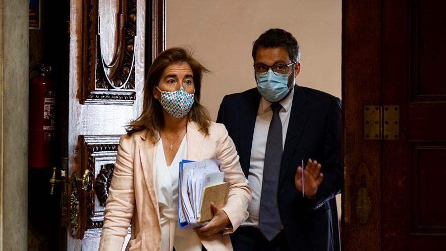 Ana Mendes Godinho foi ao Parlamento fazer um novo balanço sobre as medidas de emergência