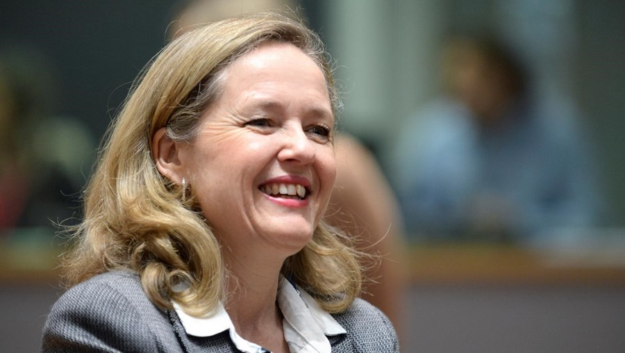 Nadia Calvino, ministra da economia espanhola