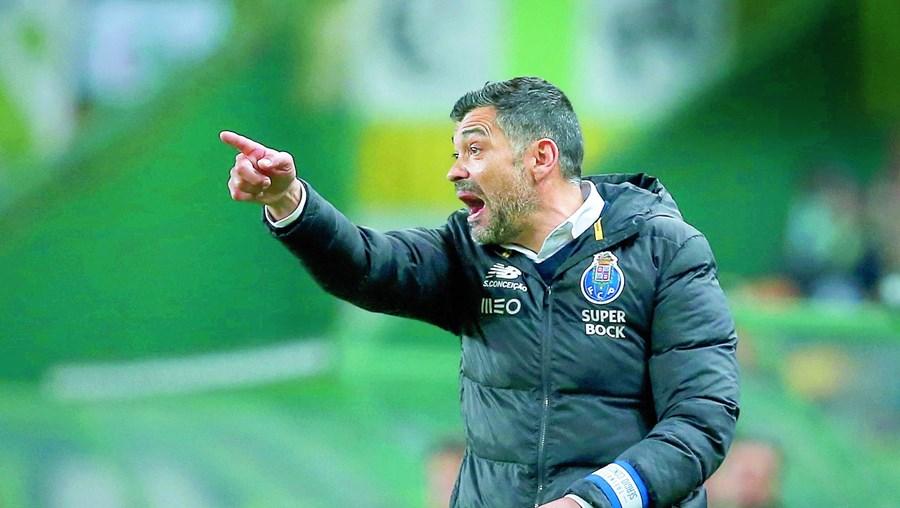 Sérgio Conceição desvaloriza a possibilidade de poder fazer o pleno de vitórias nos clássicos da Liga