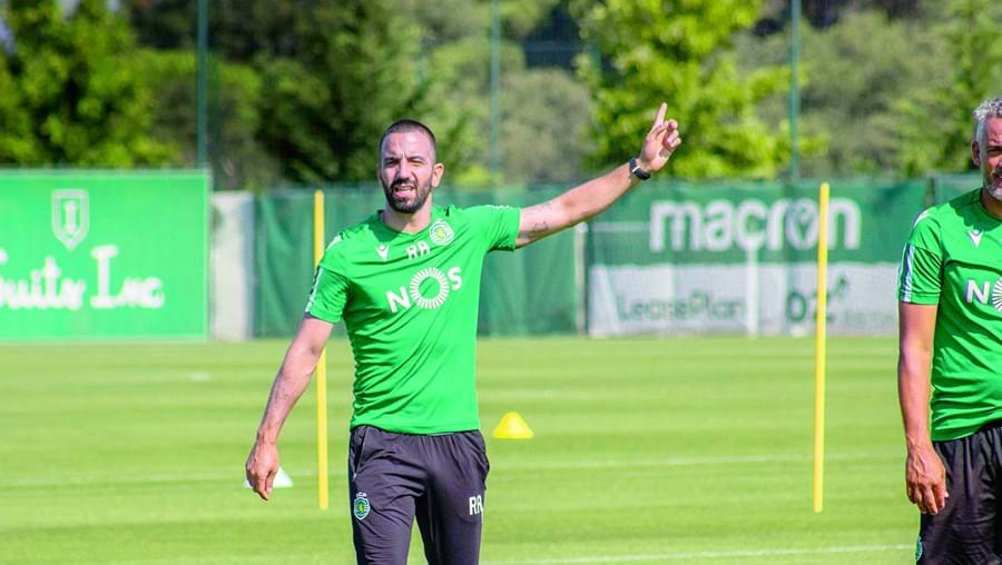Rúben Amorim diz que o Sporting se manterá fiel à sua ideia de jogo