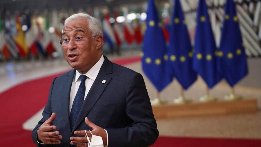 António Costa participa no Conselho Europeu