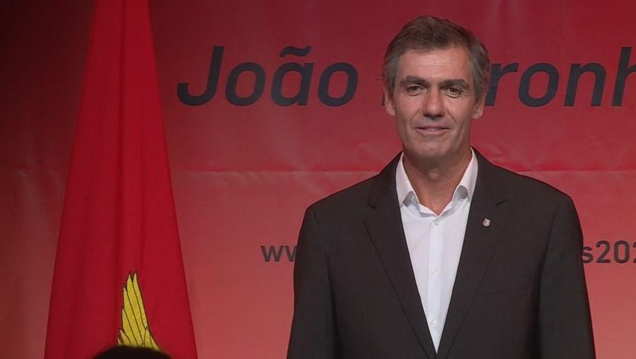 João Noronha Lopes anuncia candidatura à presidência do Benfica