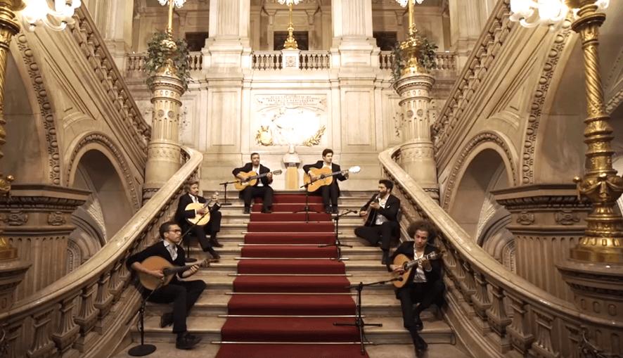 Concerto de 100 guitarras para assinalar centenário de Amália