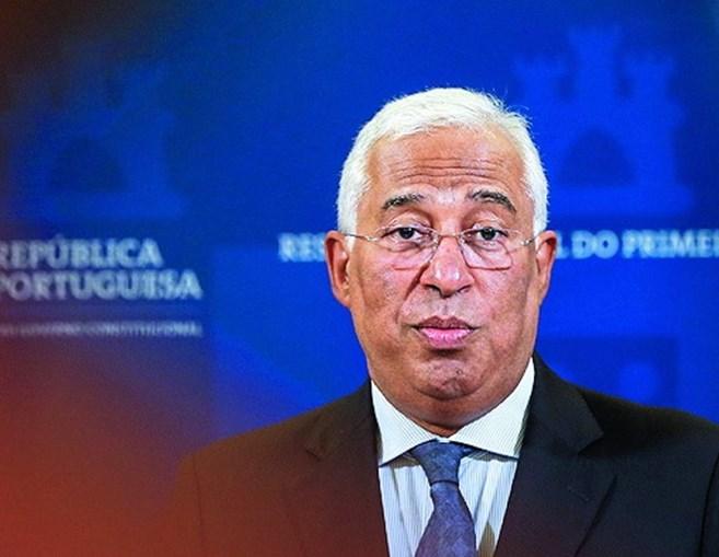 António Costa , chefe do Governo