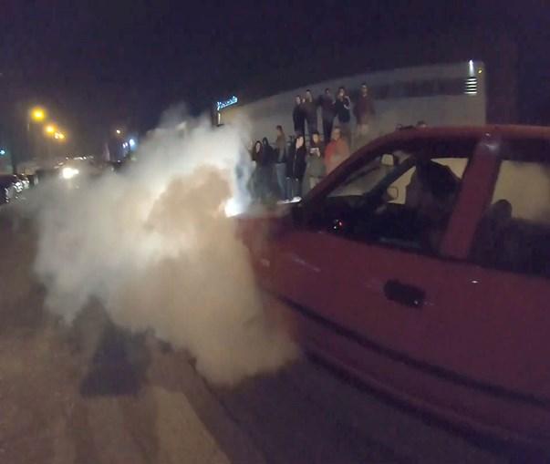 Picanços atraíram milhares de pessoas para evento fora da lei na zona industrial da Barosa
