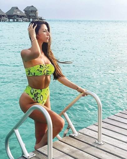 Filipa Brandão tem 31 anos e é casada com Cedric Soares