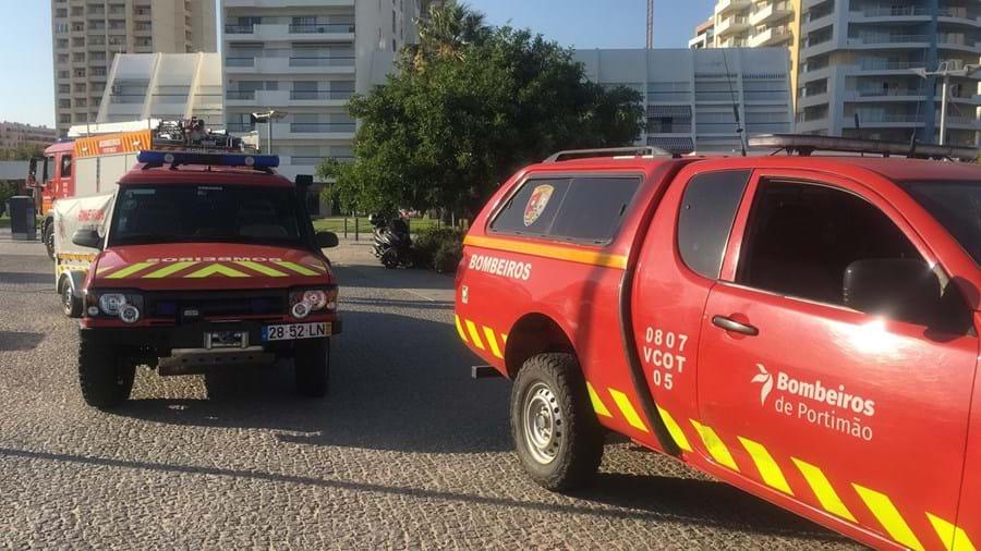 Denúncia anónima leva autoridades a procurar bebé de três meses na praia da Rocha em Portimão