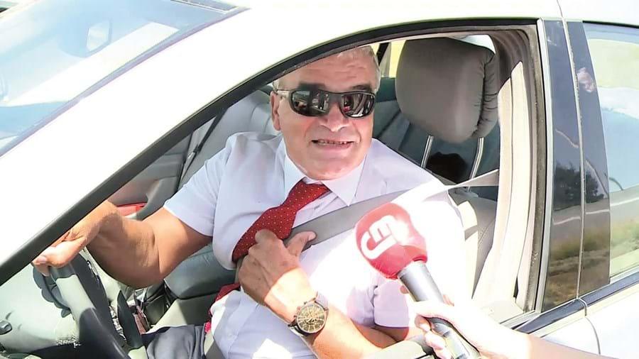 Joaquim Manuel Silva disponibilizou-se a entregar telemóvel e tablet para serem alvo de perícia