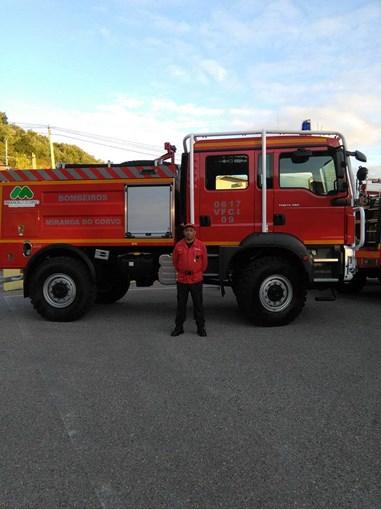 José Augusto Dias, o bombeiro com 39 anos de experiência que morreu a combater as chamas na Lousã