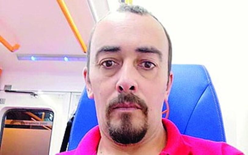Carlos Carvalho, de 40 anos