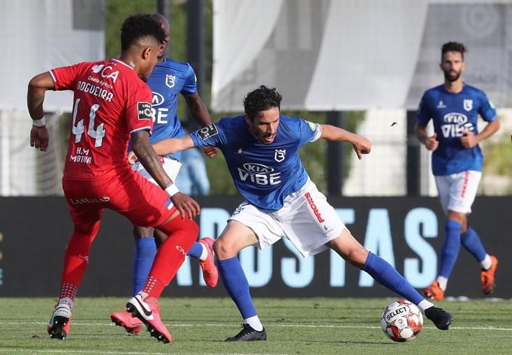 Belenenses SAD vence Gil Vicente e aproxima-se da manutenção na I Liga