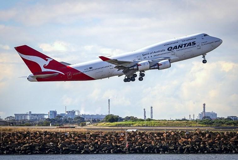 Último voo Boeing 747