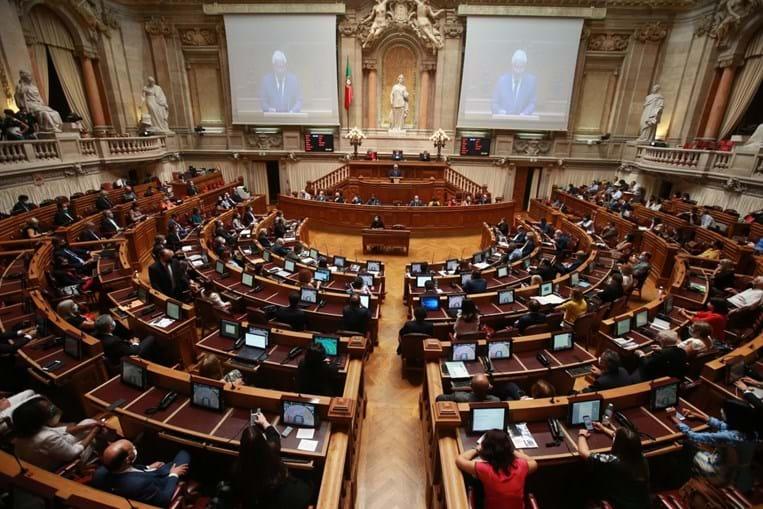 Assembelia da República, Parlamento