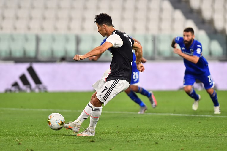 Juventus de Cristiano Ronaldo sagra-se campeã da Liga italiana
