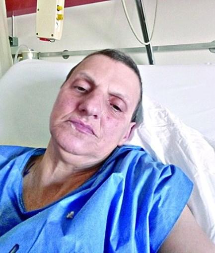 Anabela Vieira foi sujeita a uma mastectomia, com perda total do peito direito
