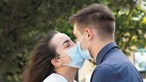 Pandemia mostra que nada pára o amor
