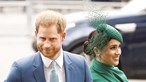 Harry e Meghan cortam últimos laços com a família real