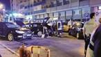 Destrói três carros para fugir à PSP em Setúbal