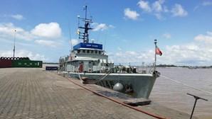 Navio português Zaire envolvido em resgate de barco desaparecido em São Tomé e Príncipe