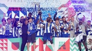Mbemba vale por dois e entrega Taça de Portugal ao FC Porto