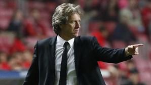 Já há data e hora para a apresentação de Jorge Jesus no Benfica