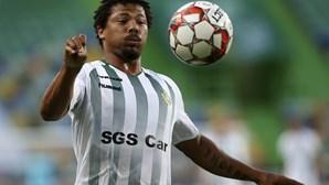Antigo jogador do Benfica que se transferiu para a China infetado com coronavírus