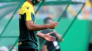 Rúben Amorim reduz aposta nos jovens do Sporting