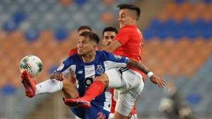 APAF faz participação de Otávio do FC Porto por palavras contra a arbitragem na final da Taça de Portugal