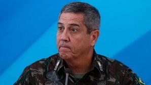 Ministro da Casa Civil do Brasil diagnosticado com o novo coronavírus
