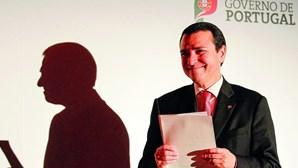Justiça manda arrestar contas de Agostinho Branquinho