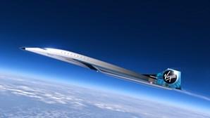 Virgin Galactic quer criar avião comercial supersónico mais rápido que o Concorde