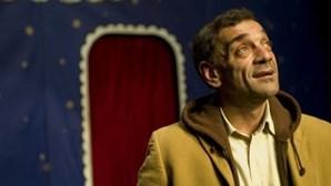 Morreu o ator e encenador Juvenal Garcês aos 59 anos