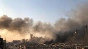 França envia apoio médico de emergência após explosões em Beirute