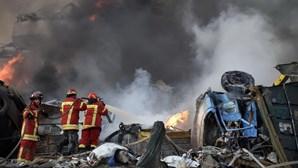 Já são conhecidas as causas das explosões. Há mais de 100 mortos e 4 mil feridos