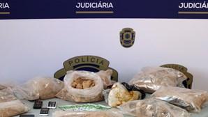 Mulher de 55 anos apanhada com 10 quilos de heroína no Aeroporto da Madeira